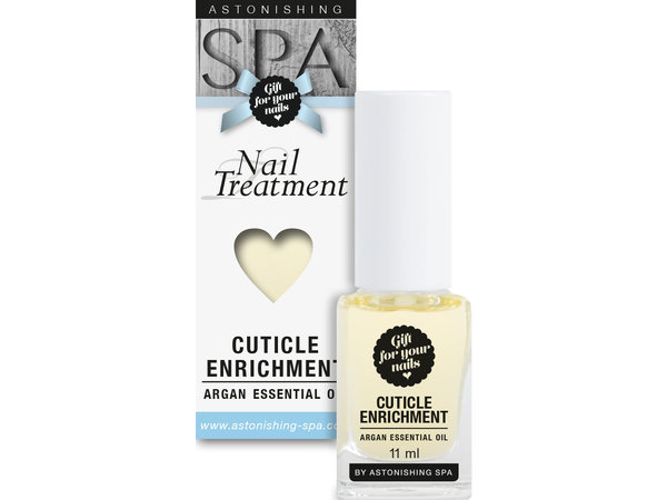 Cuticle Enrichment Argan Essential Oil 11ml