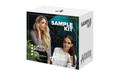 Astonishing  Allround Sample Kit