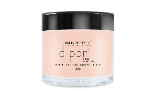 NailPerfect Dippn' #008 Girly Girl