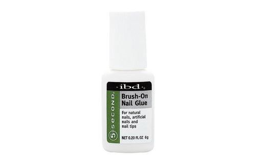 IBD Brush-On Nail Glue 6gr.
