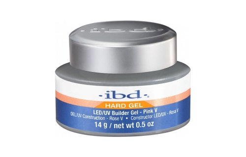 IBD LED/UV Builder Pink V 14g
