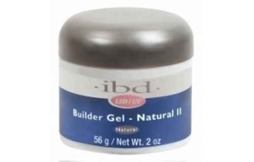 IBD LED/UV Bouwgel Natural II 56g.