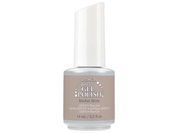 Just Gel Sinful Grin NUDE Collection