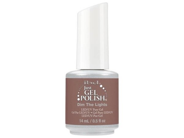 Just Gel Dim the Lights NUDE Collection