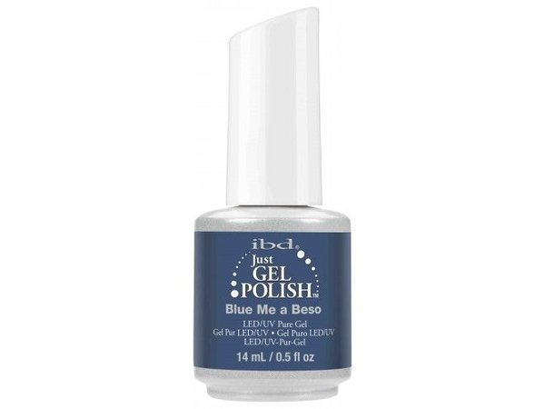 Just Gel Polish Blue Me a Beso