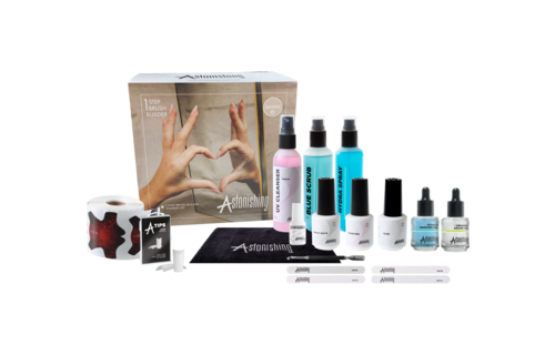 Astonishing  1 Step Brush Builder Student Kit