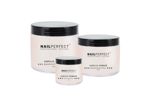NailPerfect Acryl Poeder Make Over Pale