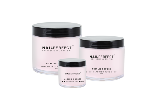 NailPerfect Acryl Poeder Make Over Rose