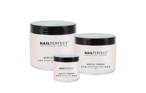 NailPerfect Acrylic Powder Make Over Nude