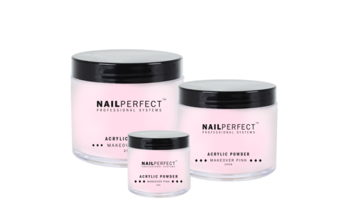 NailPerfect Acrylic Powder Make Over Pink