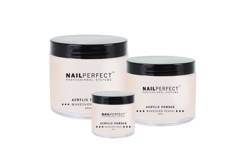 NailPerfect Acryl Poeder MakeOver Peach