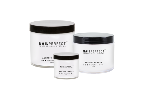 NailPerfect Acryl Poeder Natural