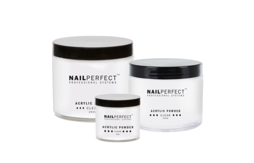NailPerfect Acryl Poeder Clear