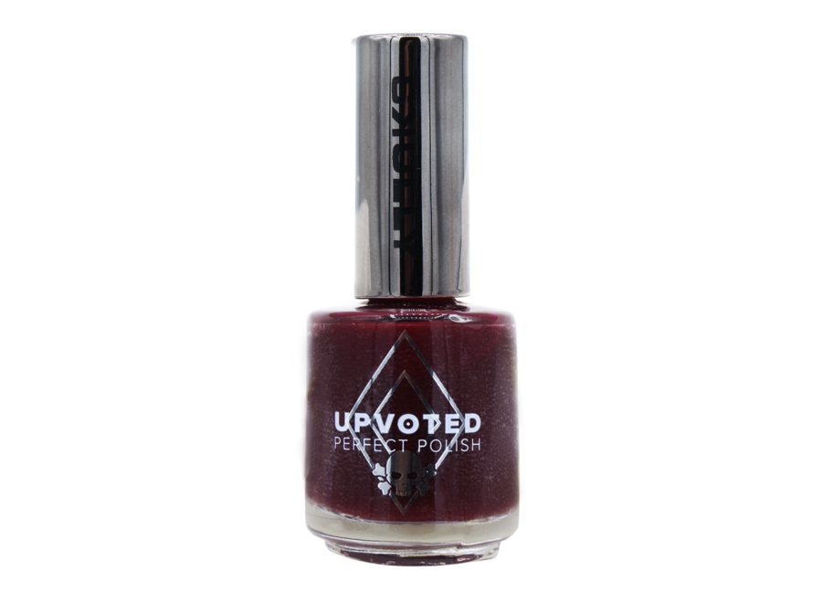 SKULLY by UPVOTED  Nail Lacquer #210 Bottoms Up