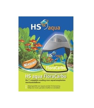 HS AQUA FLORA CARBO FLYER A5 RUSSISCH