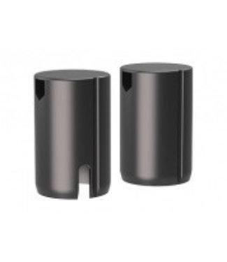 AQUATLANTIS EASY LED PLASTIC END CAPS TBV EASY LED TUBE