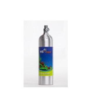 HS AQUA CO2 CYLINDER ALUMINIUM 500 G