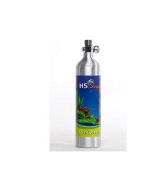 HS AQUA CO2 CYLINDER ALUMINIUM 300 G