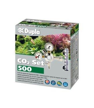 DUPLA CO2 SET 500 + REAKTOR EN ARMATUR TBV AQUARIA TOT 500 L