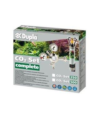 DUPLA CO2 SET COMPLETE 500 TBV AQUARIA TOT 500 L