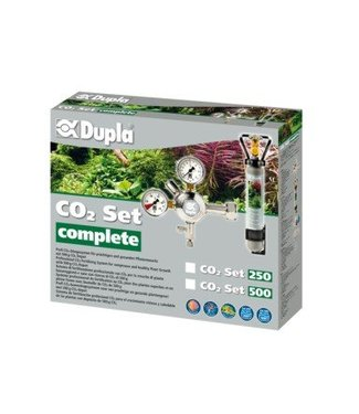 DUPLA CO2 SET COMPLETE 250 TBV AQUARIA TOT 250 L