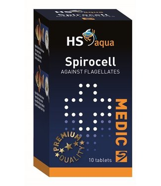 HS AQUA SPIROBELL 10 TABLETTEN VOOR 500 L (B/I/S)