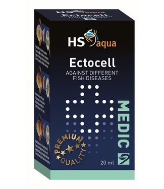 HS AQUA ECTOBELL 20 ML VOOR 800 L