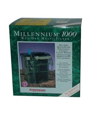 AS BUITENFILTER MILLENNIUM ML1000 DROOG/NAT 340 L/H (14.002)