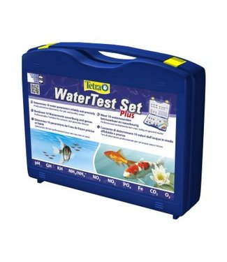 TETRA WATERTESTSET PLUS (ANALYSE KOFFER)