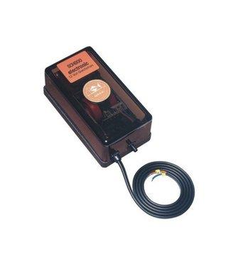 SCHEGO LUCHTPOMP OPTIMAL ELECTRON 12 VOLT 150 L/H