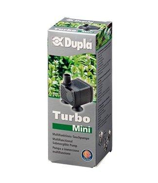 DUPLA TURBOMINI, MULTIFUNKTIONS-TAUCHPUMPE