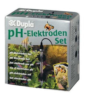 DUPLA PH-ELEKTRODEN SET MET LABOR-GLASELECTRODE
