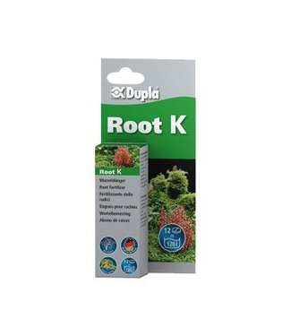 DUPLA ROOT K, 12 TABLETTEN TBV AQUAIA TOT 120 L