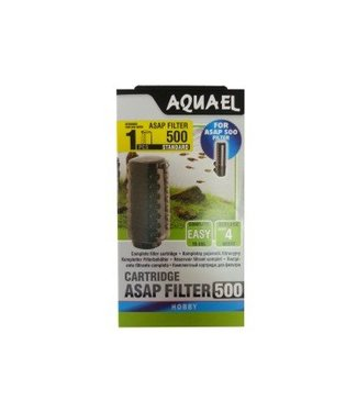 AQUAEL FILTERCARTRIDGE TBV ASAP