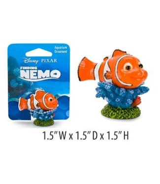 PENN PLAX FINDING NEMO ON CORAL MINI NMR40