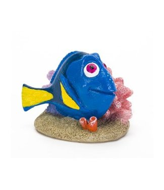 PENN PLAX FINDING DORY DORY WITH CORAL SMALL FDR7