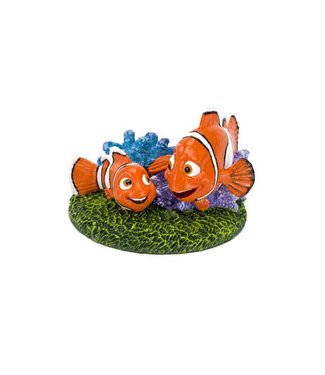 PENN PLAX FINDING DORY NEMO & MARLIN WITH CORAL SMALL FDR6