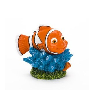 PENN PLAX FINDING DORY NEMO ON CORAL MINI FDR38