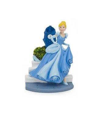 PENN PLAX DISNEY PRINCESS CINDERELLA WITH CLOCK 9 CM DPR5
