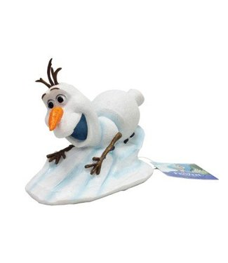 PENN PLAX DISNEY FROZEN MINI OLAF SLIDING DOWN 4 CM FZR31