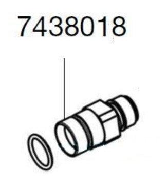 EHEIM ADAPTERPILAAR VOOR 1250/2252