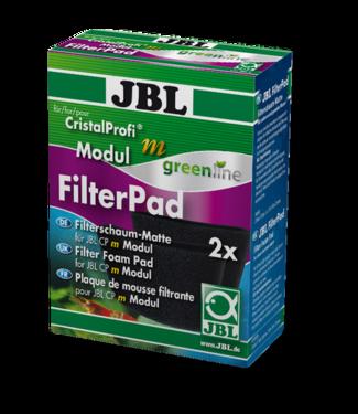 JBL CristalProfi FilterPad 2x greenline