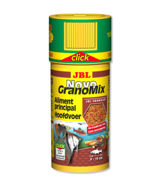 JBL NovoGranoMix 250ml CLICK