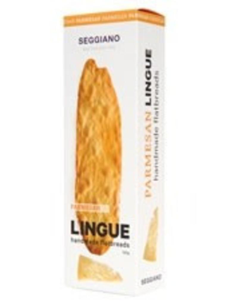 Seggiano S206 Parmesan Handmade Flatbread  120 gr per 12