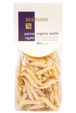 Seggiano S300 Organic Penne Rigate 500 gram per 12