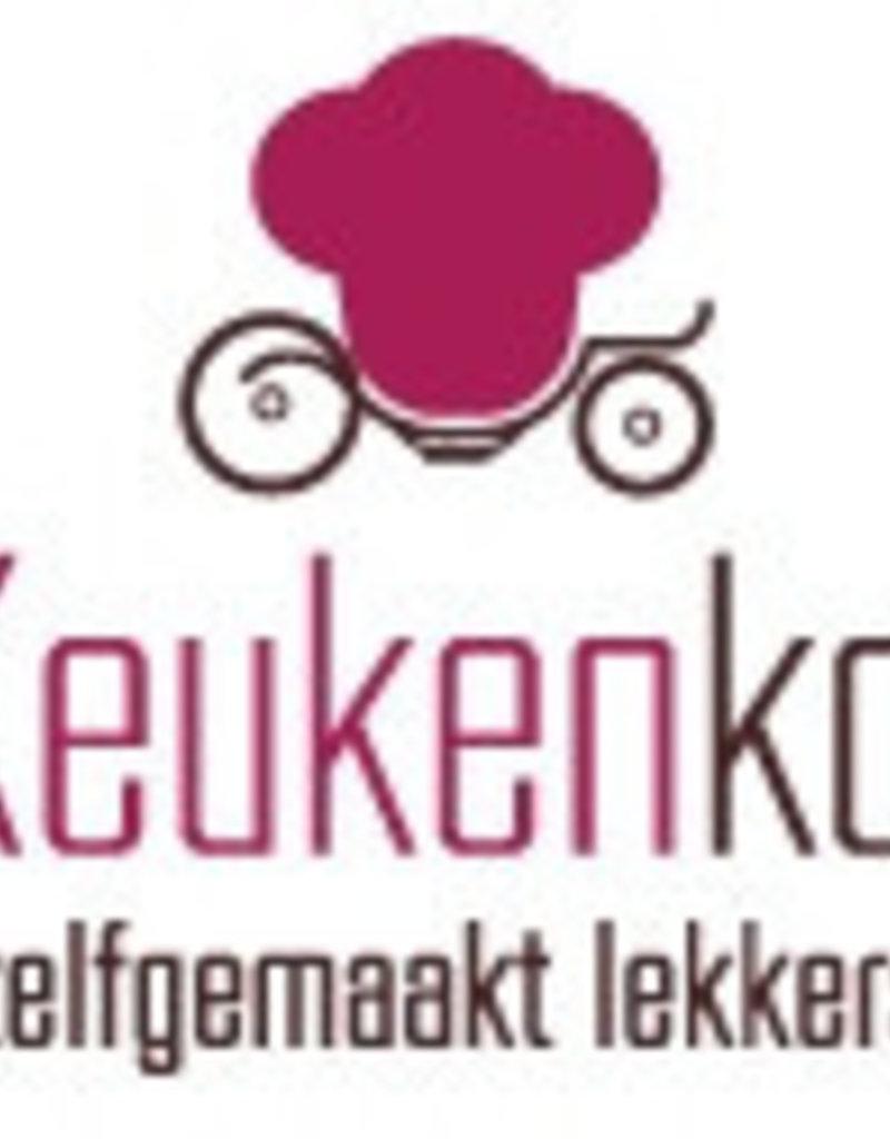 Keukenkoets K25625 Keukenkoets Confituur Aardbeien Basis 70%