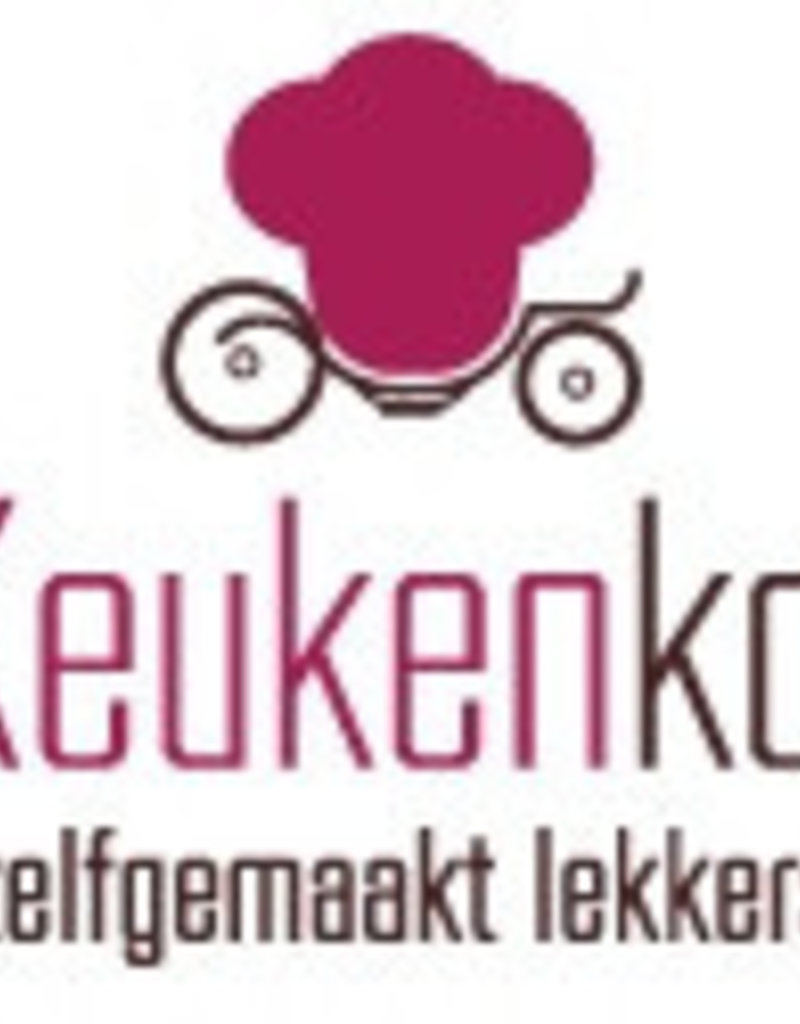 Keukenkoets K25672 Witte Perziken, Aalbessen en Tijm