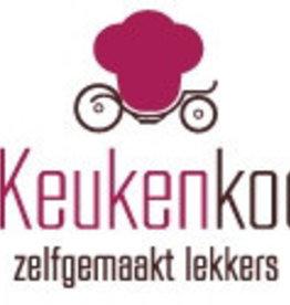 Keukenkoets K25673 Rabarber en Vlierbloesemsiroop