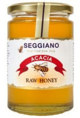 Seggiano S218 Seggiano acacia rauwe honing 6 x 500 gr