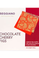 Seggiano A337 Seggiano Chocolate Cherry Figs 12x 140 gram